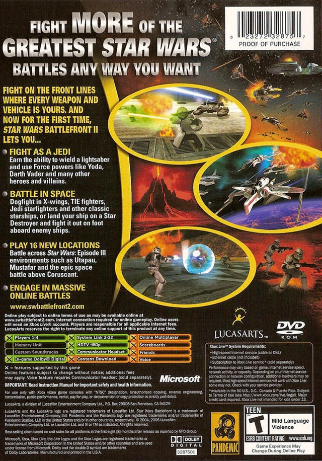 Fun Games For Xbox Original : Original xbox softmod kit star wars games on