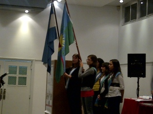 AGENDA - Ayer - ¡A la Bandera!