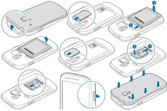 SAMSUNG GALAXY S III MINI USER MANUAL Pdf Download ...