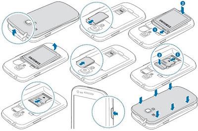 Samsung Galaxy S III mini Manual / User Guide - PhoneArena