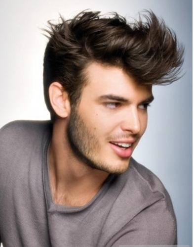 Hairstyle on New Hairstyles For Men 2011