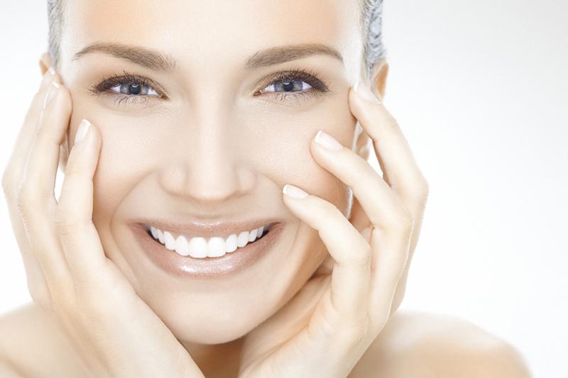 Anti aging facial skin
