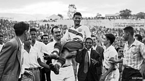 1950 USA 1-0 over England