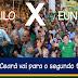 Disputa acirrada entre Camilo (47,77%) e Eunício (46,42%) leva decisão ao 2º turno