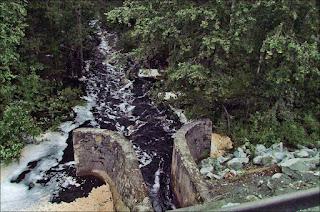 авария на Октябрьской железной дороге