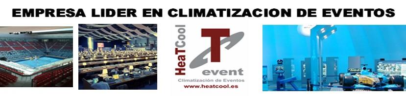 EMPRESA LIDER EN CLIMATIZACION DE EVENTOS
