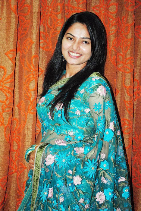 suhasini saree suhasini transparent saree latest photos