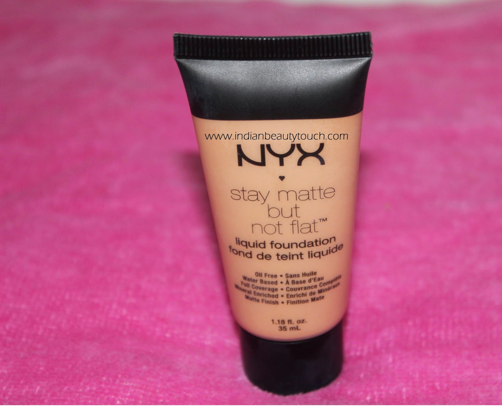 NYX Stay Matte but Not Flat Foundation Review, nyx foundation , nyx india , nyx foundation review , nyx cosmetics , NYX Stay Matte but Not Flat Foundation Review in India