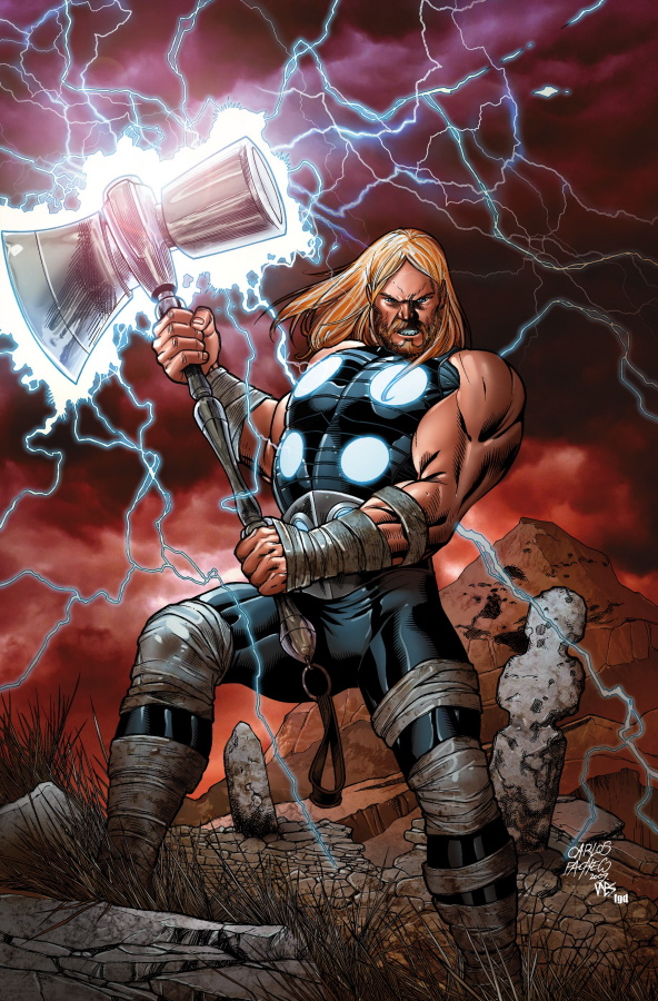Galería de Portadores del Mjolnir - Ultimate Thor