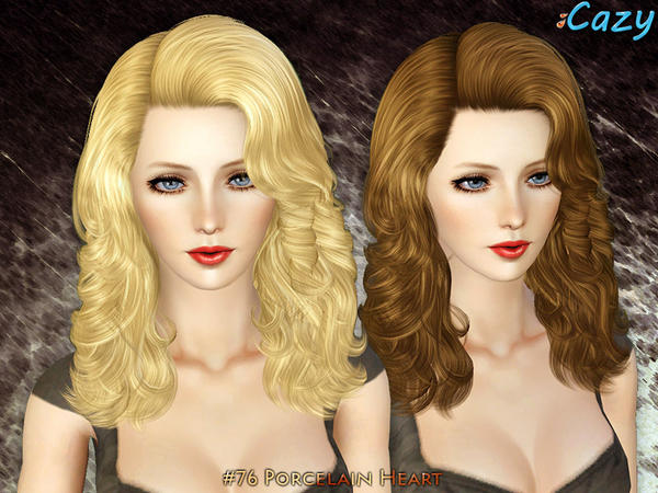 Sims 4 female reimagined with CC hair - Page 2 - The Sims Forums