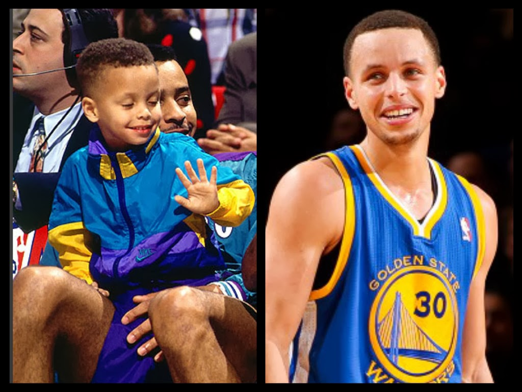 Tru School Sports Stephen Curry The Baby Face