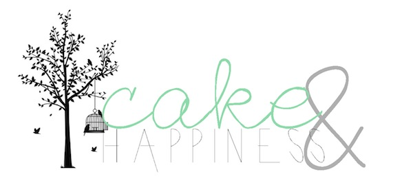 Cake and Happiness
