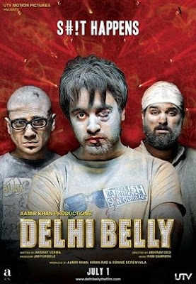 Delhi Belly Movie First Look Photos
