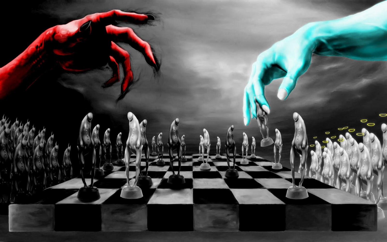 Hd wallpaper 3d chess voltagebd Gallery