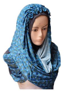 jilbab hoodie smoke