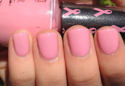 OPI I Think in Pink opi pink of hearts 2012