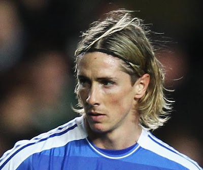 Fernando Torres Hairstyle 2012 - Hairstyles Pictures