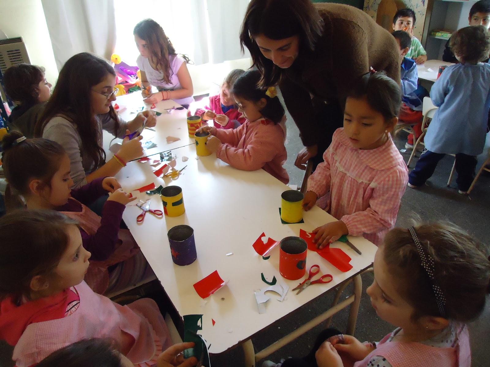 Cept n 12 proyecto jard n de infantes de villa ventana for Proyecto jardineria