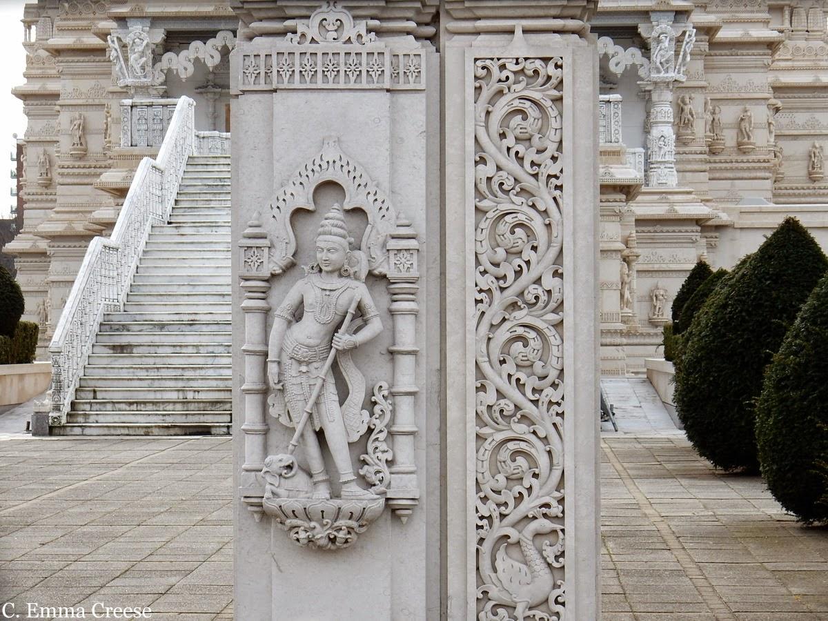 Neasden Temple - BAPS Shri Swaminarayan Mandir