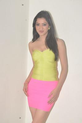 Richa Panai Photos at Cinemaa Awards
