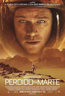 Perdido em Marte - The Martian (2015)