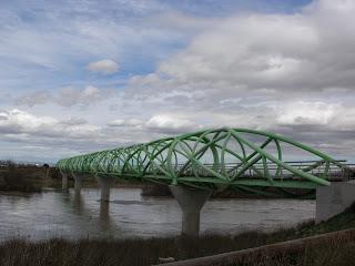 Pasarela de Bicentenario Ebro
