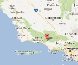 Ventura_earthquake_epicenter_map