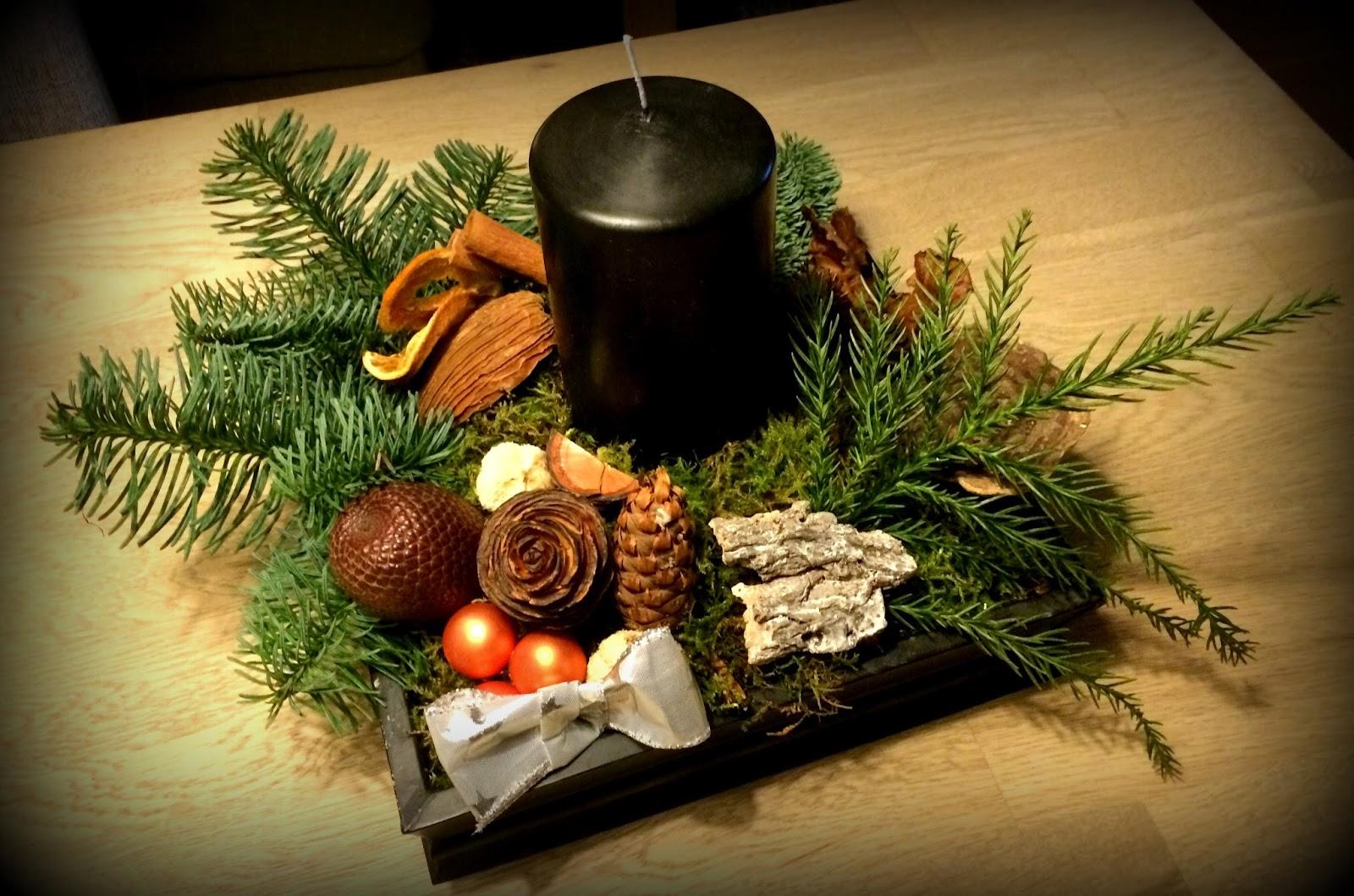 Jea's Blanke Tanker: Årets Juledekorationer.