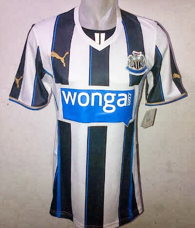 Newcastle United Jersey home