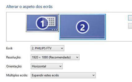 conectar 2 monitores
