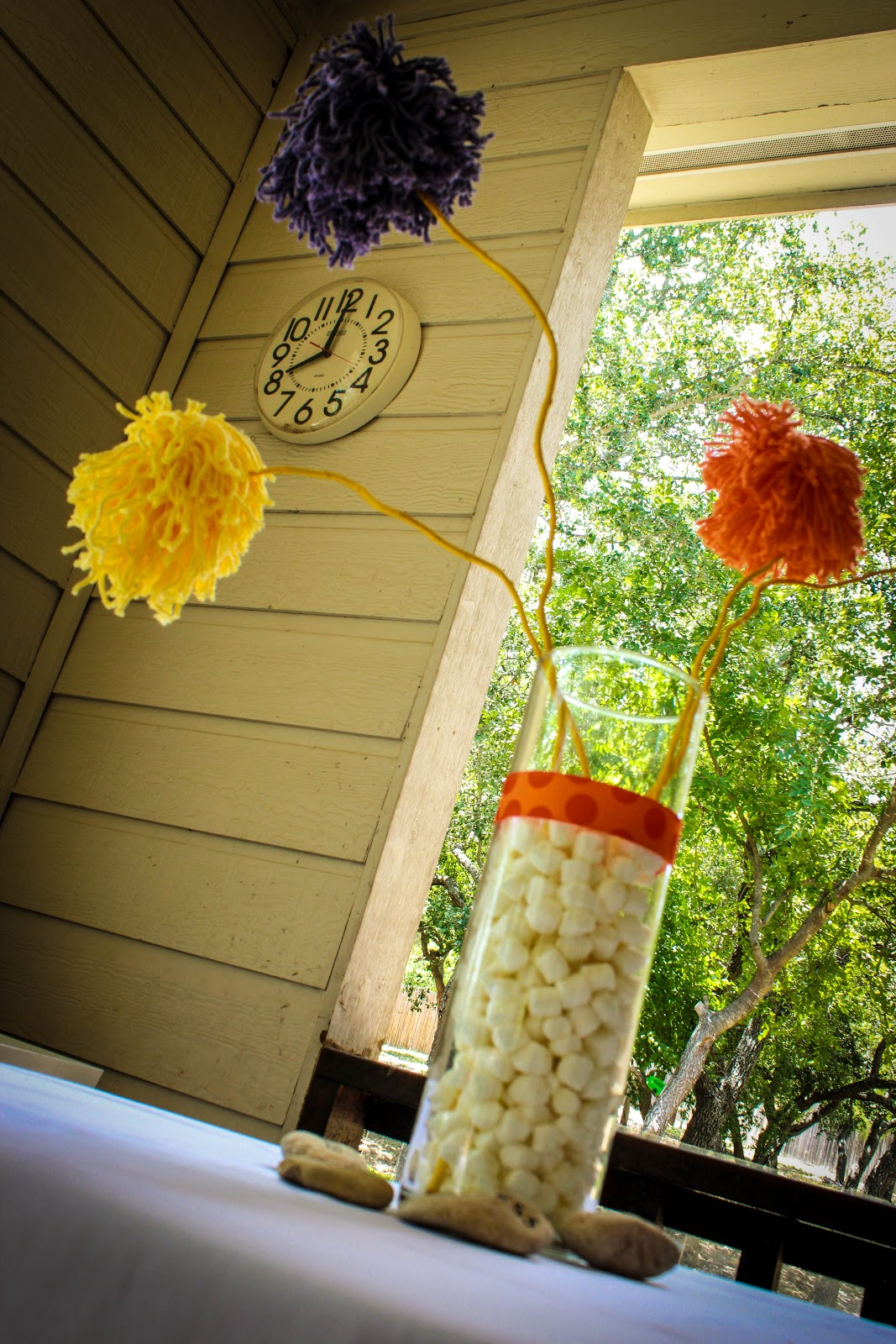 The Party Wall: The Lorax Party (Part 2): Decorations, Games ...