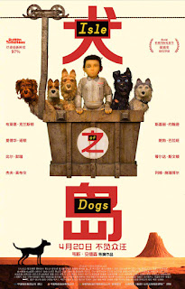 Isle of Dogs (2018) Hindi Dual Audio BluRay | 720p | 480p