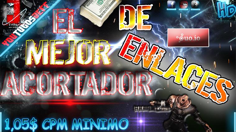 EL MEJOR ACORTADOR DE ENLACES QUE MAS PAGA | 2015