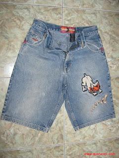 Quần short jean size 30 -35