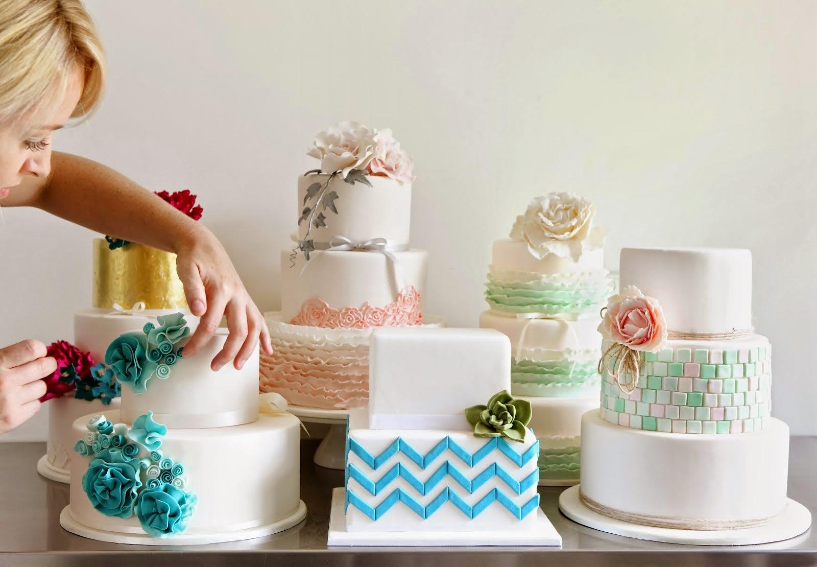 Sunny Girl Cakes