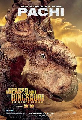 Caminando entre dinosaurios (2013) Online