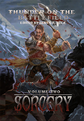 sorcery, James R. Tuck, anthology, cover