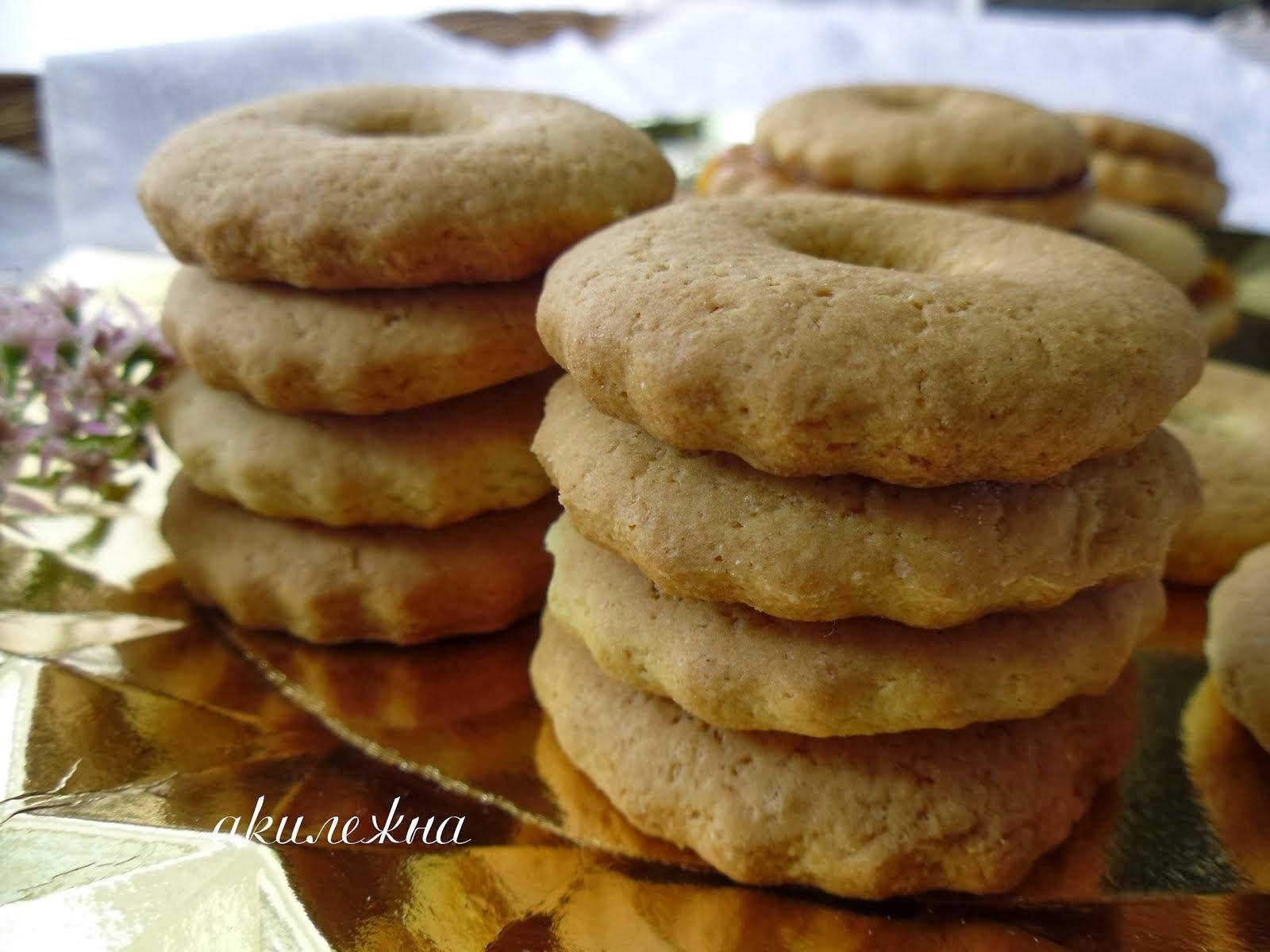 Печенье сладкое особое