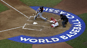 I really can't wait for the next World Baseball Classic.