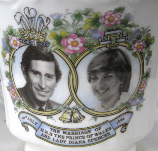 Antiques And Teacups: Teacup Tuesday, Charles And Diana Teacup