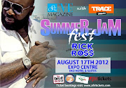 American rapper William Leonard Roberts II a.k.a Rick Ross is expected in .