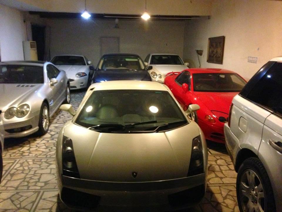 Lamborghini Pakistan