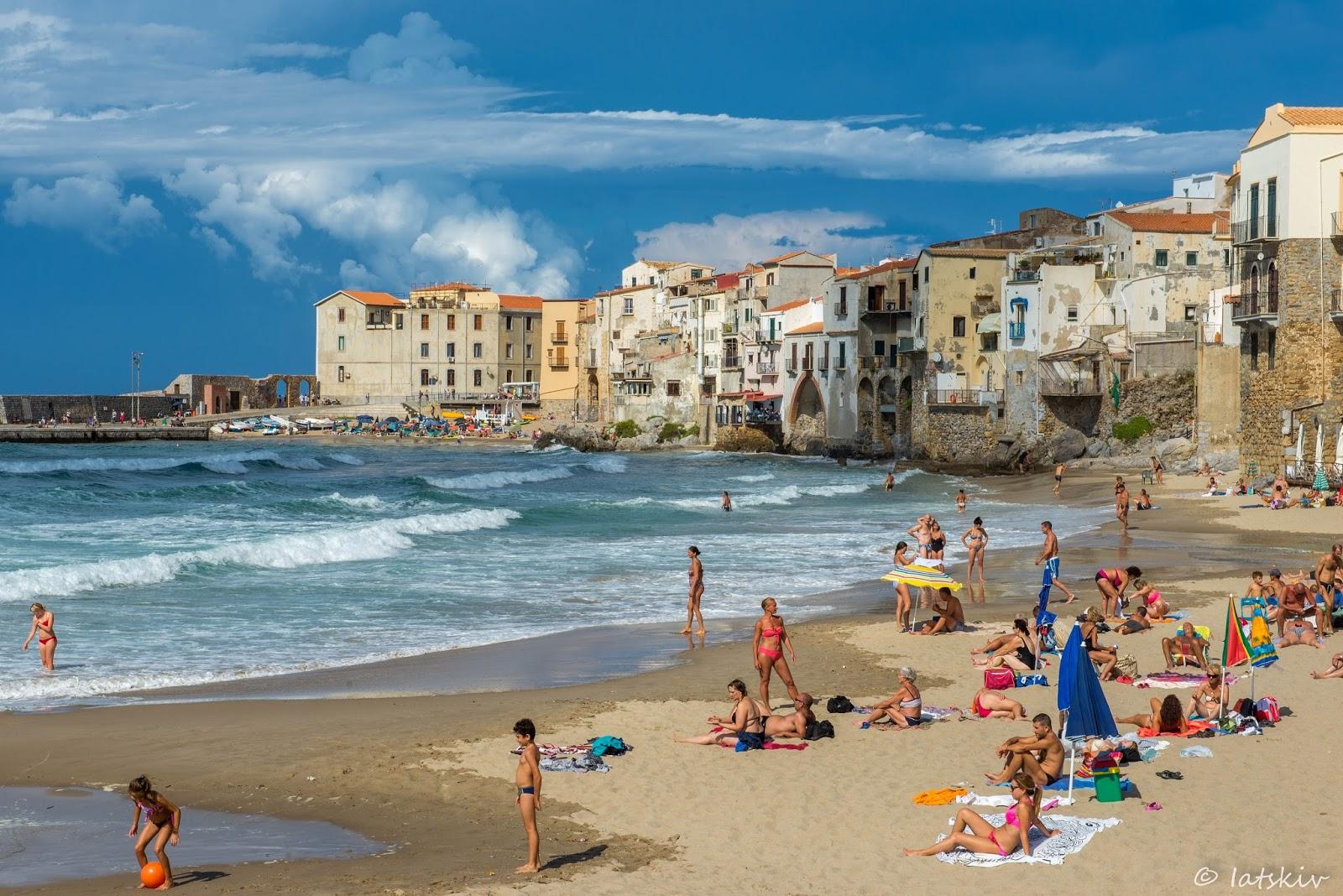 Фото пляжей сицилии италия