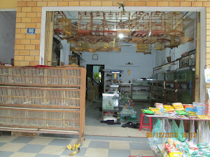 A pet store in Hoi An