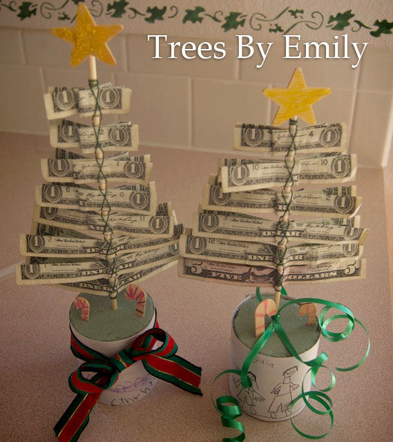Wedding Gift Tree Poem : Money Tree Gift Money tree gift