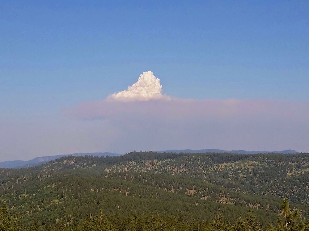 Bailey Butte Fire