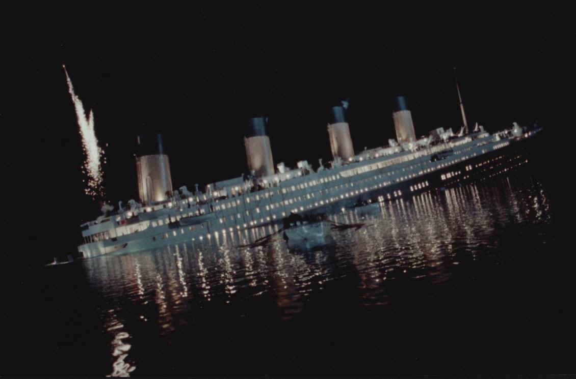The INEVITABLE Great Sinking