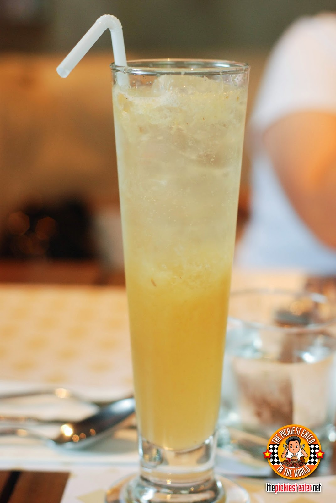 grilled lemon drink