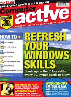 Computer Active refresh your windows skills may 2010 Mediafire ebook