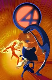 Los Cuatro Fantasticos Supereroes del Mundo Temporada 1